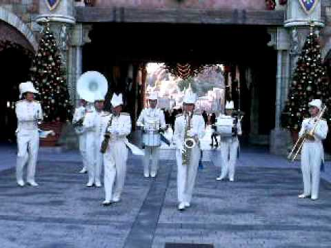 I just can't wait to be king - Tokyo DisneySea Maritime Band
