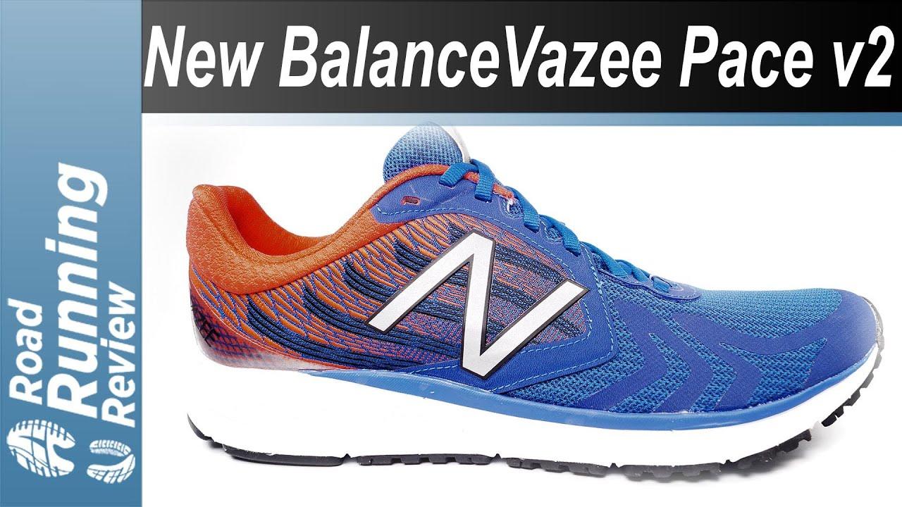 New Balance Vazee Pace blancas