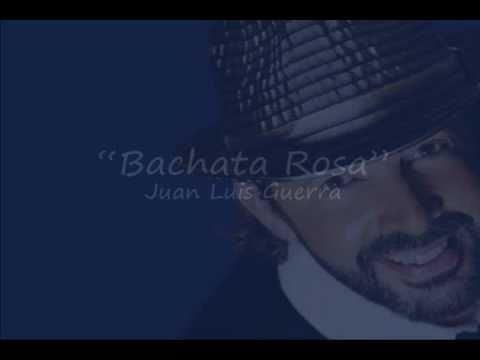 Juan Luis Guerra - Bachata Rosa - subtitulada