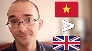 Những khi Dan thích tiếng Việt hơn tiếng Anh