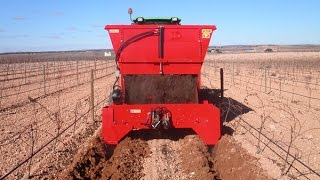 ID David Compost Injector and Spreader