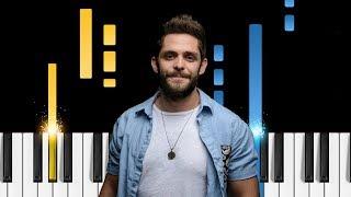 Download Lagu Thomas Rhett - Marry Me - Piano Tutorial / Piano Cover Gratis STAFABAND