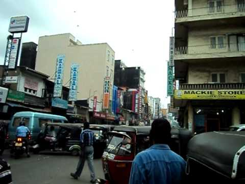 Shopping in Colombo Sri Lanka - Pettah District