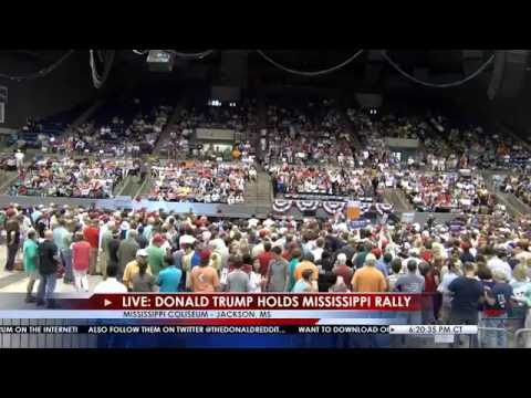 FULL EVENT: Donald Trump Holds Rally in Jackson, MS 8/24/16