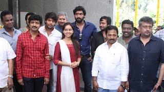 Rana - Arya | Rana | Simha | Sri Divya | PVP Cinemas New Movie Launch | Galatta Tamil