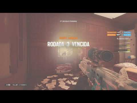 Rainbow Six Highlight #1 Nova Season