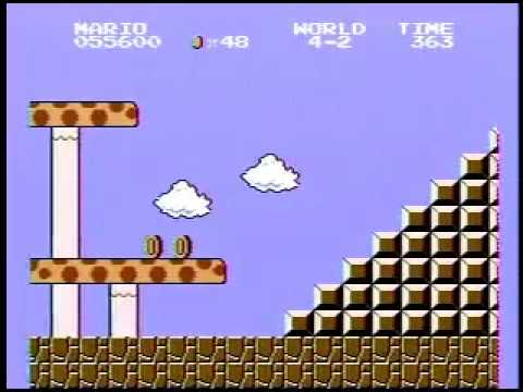 Super Mario Bros. Speed Run - 4:59.4