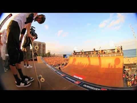 Tony Hawk and Friends Quicksilver Tour in Barcelona