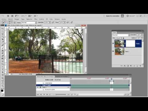 Photoshop - Cmo hacer un cinemagraph