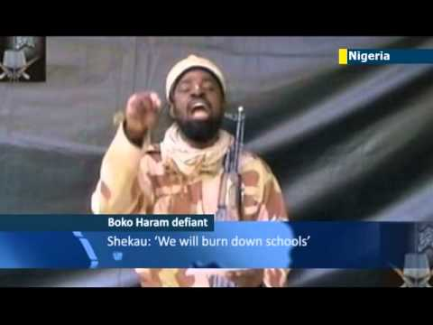 Boko Haram Threats: Nigerian terror leader issues statement promising further attacks on schools