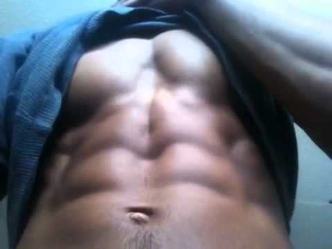 6 Pack Abs Flexing Update, Workout Coming Soon! (Christian ...