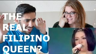 Download Lagu REGINE VELASQUEZ'S I DON'T WANNA MISS A THING (REACTION) Gratis STAFABAND