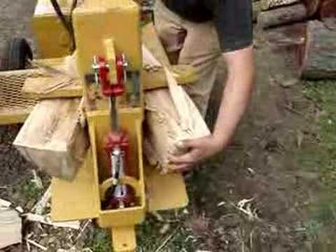 RAYCO Log Splitter
