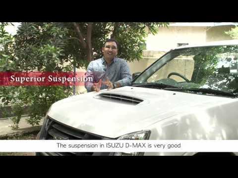 ISUZU D-MAX Customer testimonial - Krishna Chaitanya (Andhra Pradesh)