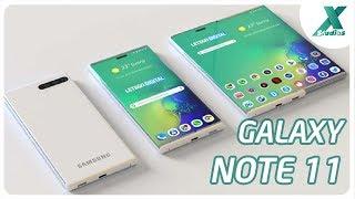 Galaxy Note 11 màn dẻo kéo được, VSmart Bee rẻ như Xiaomi