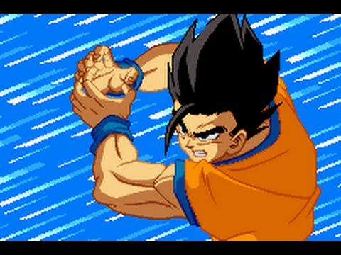 Dragon Ball Z - Supersonic Warriors - Dragonball Z - Supersonic Warriors[Gohan] - User video