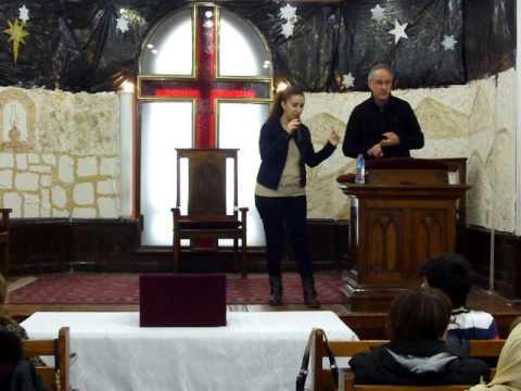 18 OCAK 2015 PAZAR GEDİKPAŞA İNCİL KİLİSESİ OHANNES KAZANCIYAN