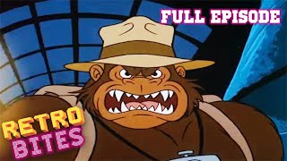 Ghostbusters | TV Series | Going Ape | Full Episodes | Cartoons For Children