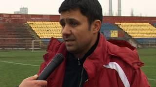 Cristi Negru - antrenor Sporting Rosiori