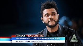 The Weeknd Admits He Sold His Soul Call Out My Name Illuminati Exposed