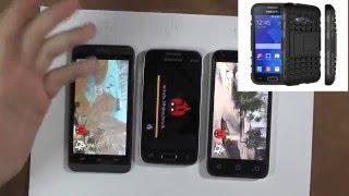 Выбираем смартфон до 4000р - 1 часть. Samsung Alcatel Gigabyte: зима 2015