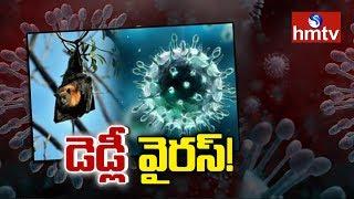 కేరళలో ప్రాణాంతక నిఫా వైరస్ కలకలం | Nipah Virus Alert  | hmtv