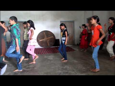 Dholna -Pyar Ke Geet- Sharda public school Almora- practice...
