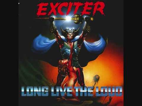 Exciter - I Am The Beast