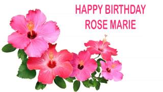 Rose Marie   Flowers & Flores - Happy Birthday