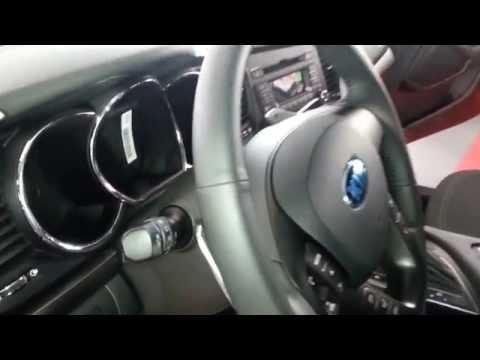 Interior Kia Optima 2014 video review Caracteristicas versión Colombia