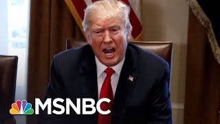 Chaos Leads To Fear & Loathing From President Donald Trump White House Staff | The 11th Hour | MSNBC