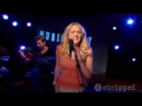 carrie underwood-bless the broken road