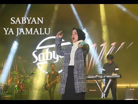 Download Lagu  SABYAN - YA JAMALU  Live Banjarmasin 2018 Mp3 Free