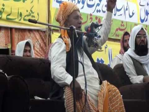 Qari Abdul Hafiz Faisalabadi (khateeba E Asia)khanpur Part 3 0f 4 New Video March 2012 video