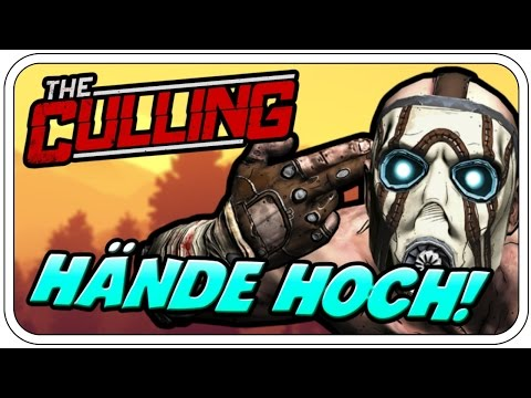 HÄNDE HOCH! - Let's Play The Culling - Dhalucard