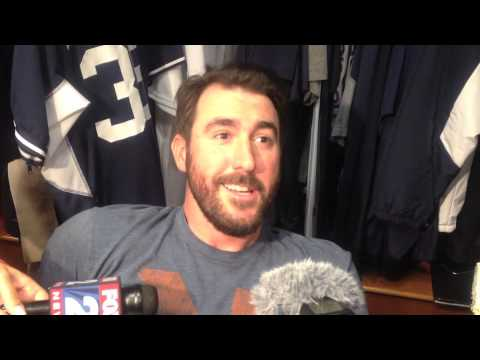 Detroit Tigers' Justin Verlander revisits topic of heckling on social media: 'It doesn't bother me'