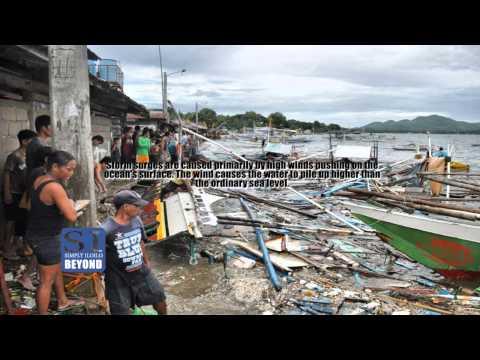 Estancia Iloilo Squall or Storm Surge (Pugada/Buhawi) May 28 2013
