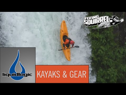 Liquidlogic Kayaks Flying Squirrel