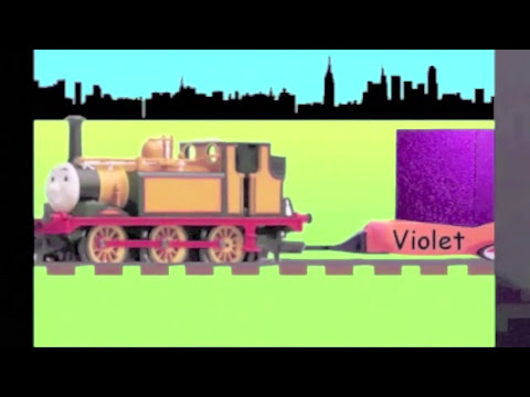 KidsFunTv kid's learning train DVD Full Movie