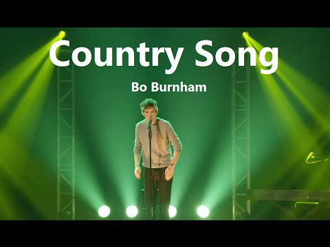 Bo Burnham - Cun-Try Song