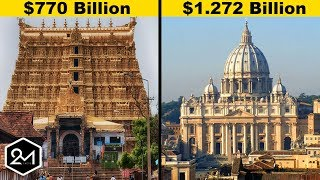 5 Richest Religious Organizations In The World