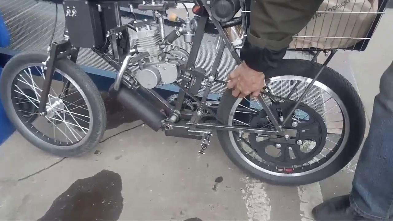 Мотор для велосипеда своими руками 51