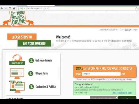 a2z computex domain name registrations services cheap domain names