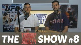 Mcgregor vs Cowboy, UFC Brooklyn Results, Khabib Retiring? - The Combat Society Show #8