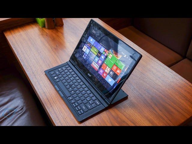 Acer Aspire Switch 12: Erster Eindruck | TabTech