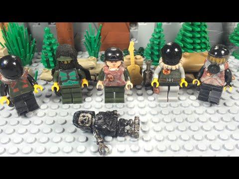 Мои кастомные минифигурки!! / Lego minifigures!