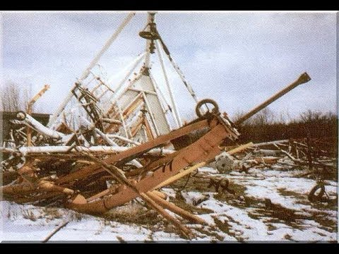 Warsaw Radio Mast collapse {fake}
