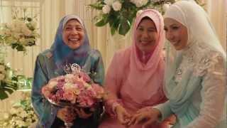 Irma Hasmie Ibrahim & Redza Syah Azmeer Radzuan (Majlis Pertunangan)