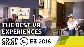 The Best VR Experiences - E3 2016 GS Co-op Stage