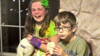 Giving Kids Bad Christmas Presents Prank